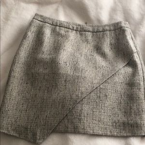 Chic Adorable HM Tweed Skirt